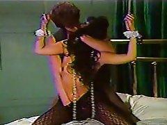 BDSM, Bondage, Stockings, Threesome