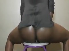 Big Butts, Masturbation