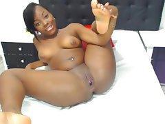 Big Butts, Big Nipples, Webcam