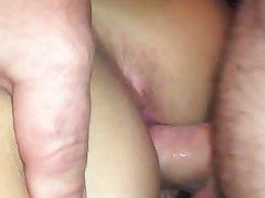 Amateur, Close Up, Creampie, Orgasm, POV