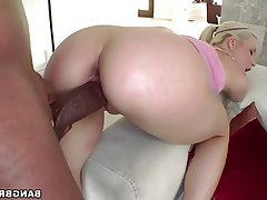 Blonde, Blowjob, Hardcore, Interracial, Pornstar
