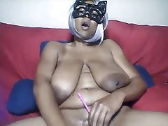 Big Boobs, Big Nipples, Orgasm, Webcam