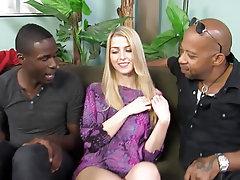 Group Sex, Interracial, Gangbang, Big Cock