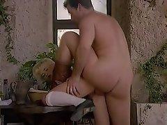Blonde, German, Hardcore, Pornstar, Vintage