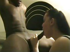 Amateur, Babe, Blowjob, Interracial