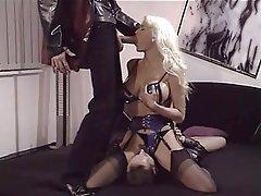Blonde, Group Sex, Mature, Threesome