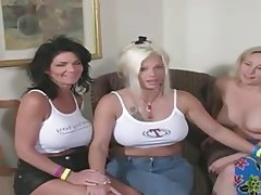 Amateur, Group Sex, Lesbian, Mature