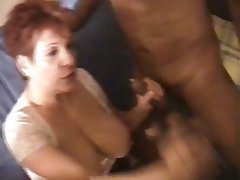 BBW, French, Group Sex, MILF