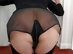 Amateur, British, Pantyhose, Stockings