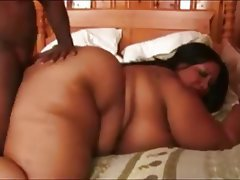 BBW, Big Boobs, Big Butts, Blowjob