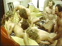 Group Sex, Pantyhose, Swinger, Vintage