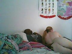 Interracial, Webcam