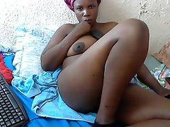 Big Boobs, Nipples, Webcam