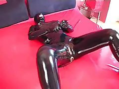 Babe, BDSM, Latex