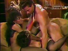 Cumshot, Interracial, Threesome, Vintage