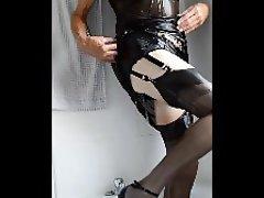 Shower, Stockings, Vintage